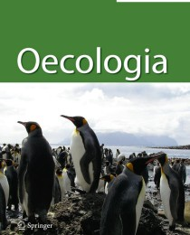 Holly's new paper accepted in Oecologia