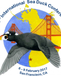 Rolanda wins it all at the 6th International Seaduck Meeting in San Francisco!